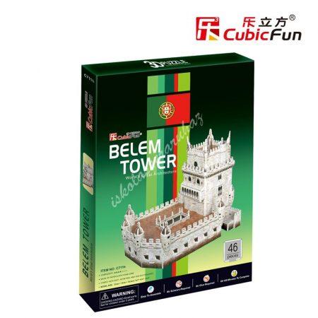 3D Puzzle - Belem Tower (Portugália) c711