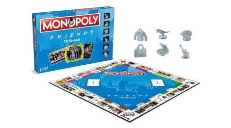 Jóbarátok - Monopoly társasjáték