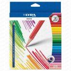 Lyra Osiris színes ceruza 24-es