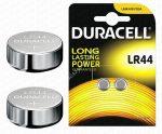 Duracell LR44 elem