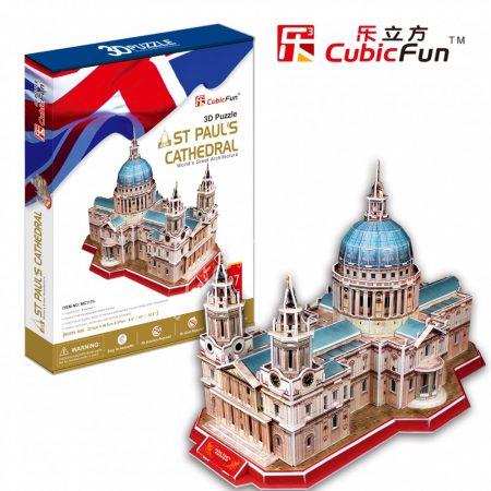 3D Puzzle - Saint Paul's Cathedral (UK) mc117