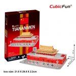 3D Puzzle - Tian An Men (Kína) c713