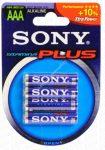 Sony AAA mikro elem LR03