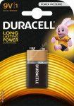 Duracell 9V elem