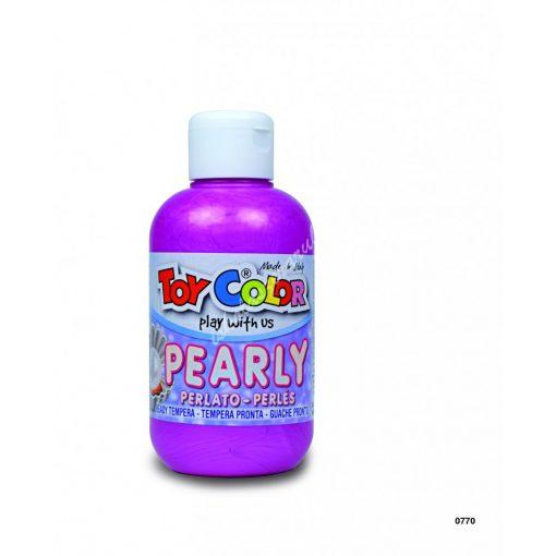 ToyColor tempera gyöngyház 250 ml. 0770