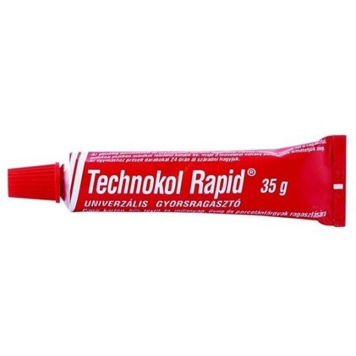 Ragasztó Technokol 35 gr. piros