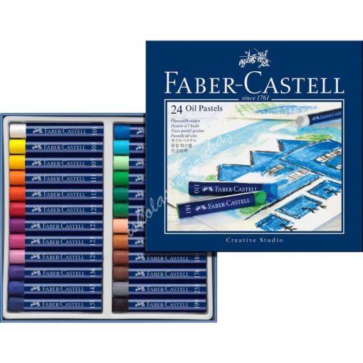 Faber Castell olajpasztell 24 darabos 127024