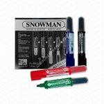 Snowman táblafilc cserélhető patronos