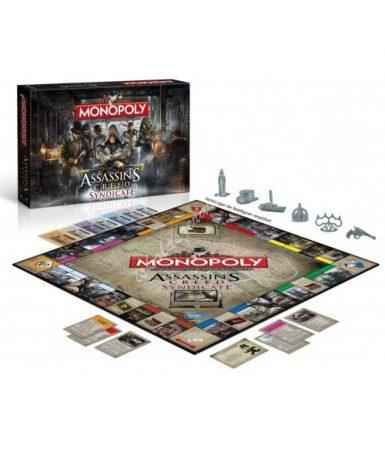 Assassin's Creed Syndicate - Monopoly (angol nyelvű kiadás)