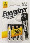 Energizer AAA mikro elem LR03