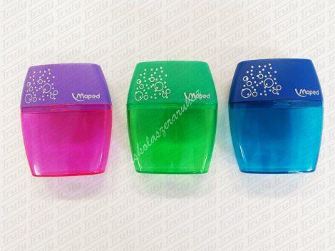 Hegyező Maped Shaker 2 lyukú - 3 színben