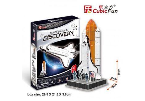 3D Puzzle - Discovery űrrepülőgép p601