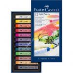 Faber-Castell 12 darabos porpasztell