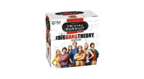 Agymenők - The Big Bang Theory Trivial Pursuit