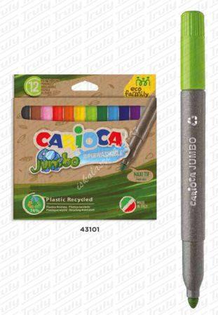 Carioca eco family Jumbo 12-es filctoll készlet 43101