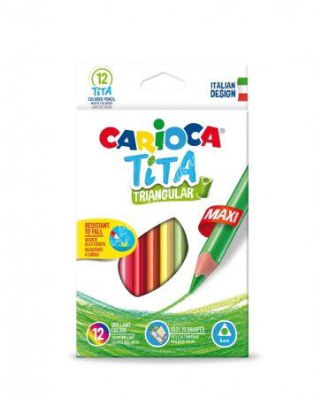 Carioca színes 12 darabos Maxi
