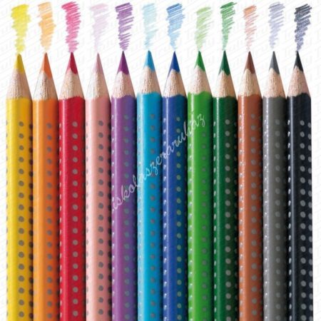 Faber-Castell színes ceruza Grip szóló