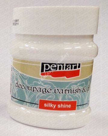 Pentart decoupage selyemfényű lakk és ragasztó 230 ml
