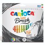 Carioca filc ecsetes Super Brush 20 darabos 42968