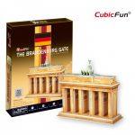3D Puzzle - The Brandenburg Gate (Németország) c712