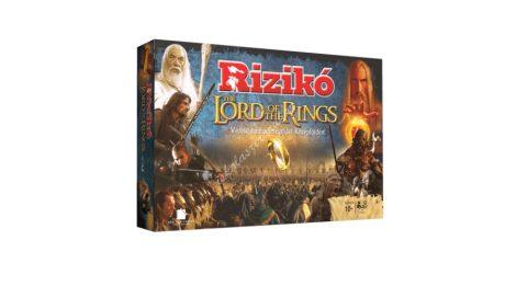 Rizikó - Gyűrűk Ura társasjáték