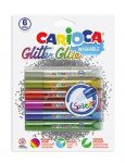 Carioca ragasztó Glitter 6 darabos Spark 42110
