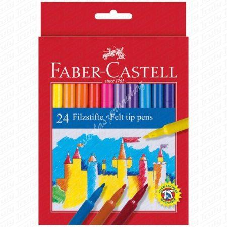 Faber-Castell 24es filctoll készlet