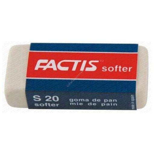Factis S20 fehér radír