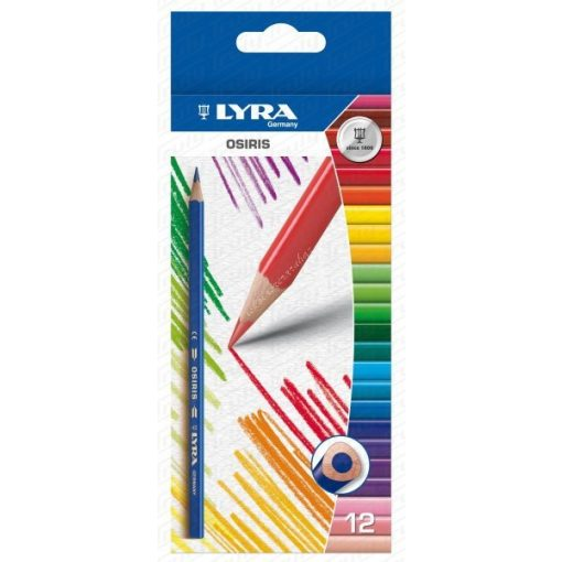 Színes ceruza 12 darabos Lyra Osiris