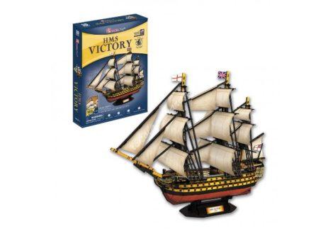 3D Puzzle - HMS Victory hajó t4019