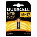 Duracell MN27 elem