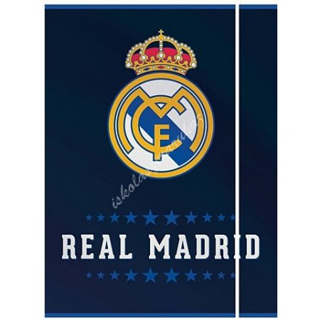 Real Madrid - Gumis mappa A/4 61993A