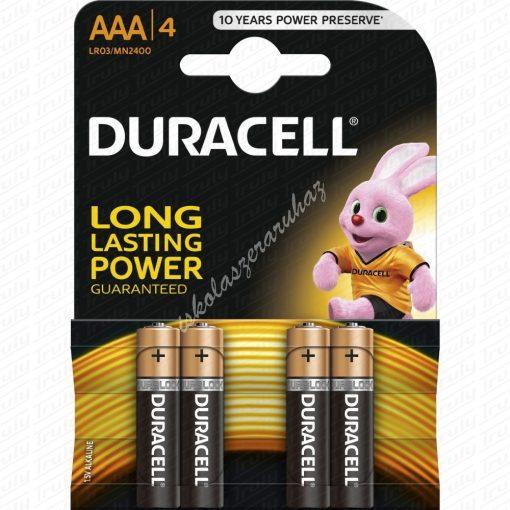Duracell AAA mikro elem
