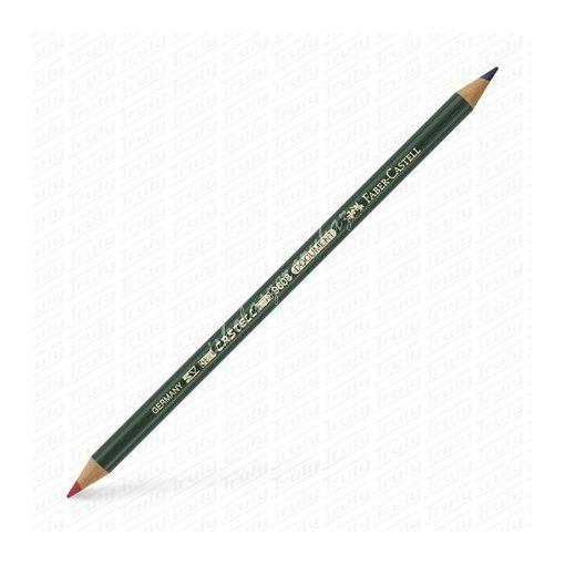 Faber-Castell piros-kék színes ceruza