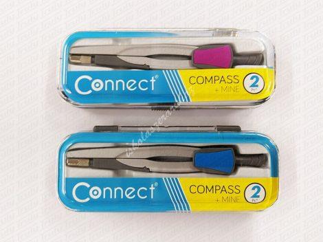 Connect iskolai körző készlet