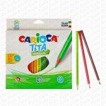 Carioca színes ceruza Tita 24 darabos 42787