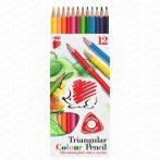 Süni Ico háromszögletű színes ceruza 12-es