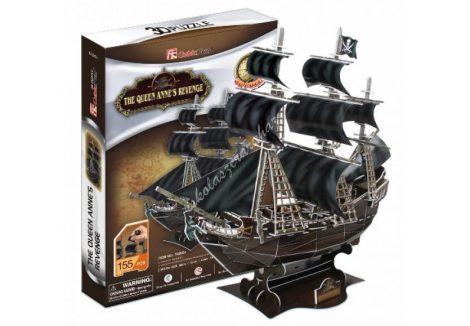 3D Puzzle - nagy Queen Anna t4005