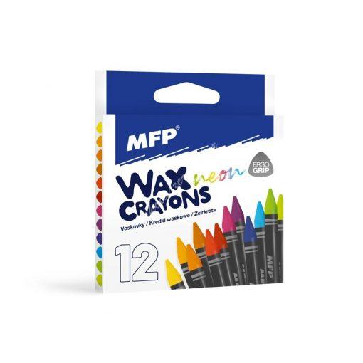 Zsírkréta MFP 12-es Neon 6300387