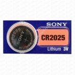 Sony gombelem CR2025