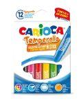 Carioca tempera kréta 12 darabos Temperello 42738