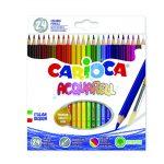 Carioca színes ceruza Aquarell 24 darabos 42858