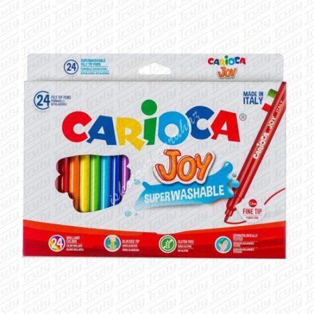 Carioca filc Joy 24 darabos NEW 40615