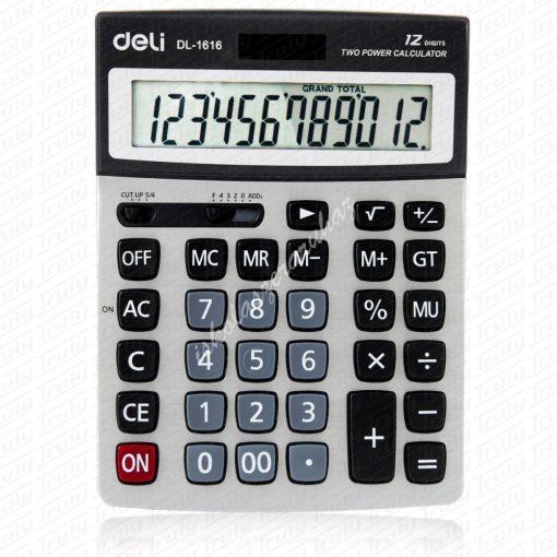 Deli 1616 asztali számológép