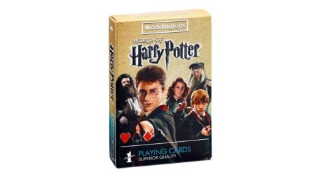 Harry Potter francia kártya - Waddingtons