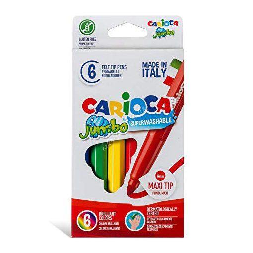 Carioca filc Jumbo 6 darabos NEW 40568
