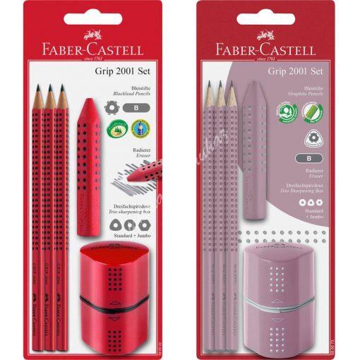 Faber-Castell ceruza szett, 5 darabos