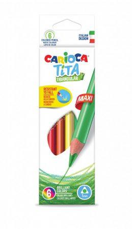 Carioca színes 6 darabos Maxi
