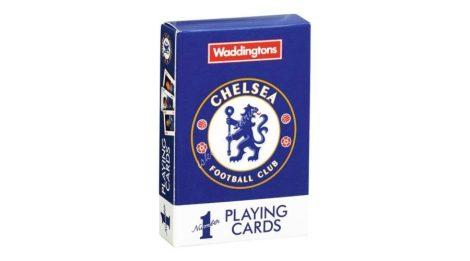 Chelsea focicsapat francia kártya - Waddingtons