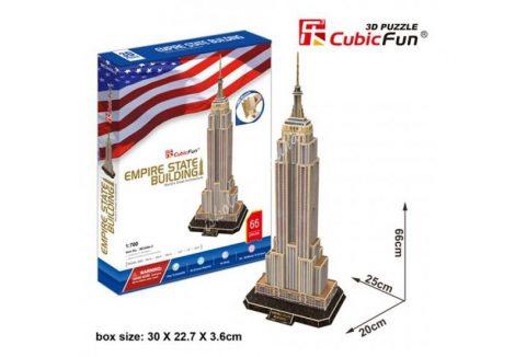 3D Puzzle - Empire State Building mc048